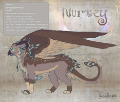 Nurtey Mascot (not by me) by Sunima