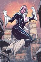 Black Cat by EagleGosselin