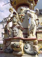 Trier: Petrusbrunnen by Aquarior