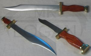 Bowie Knife by S-Raptor