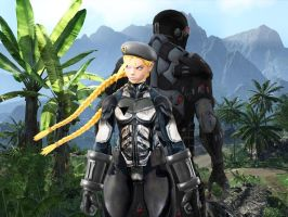 Cammy Crysis 3 by lkhrizl