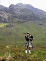 Glencoe and its Piper by DocsCompanion