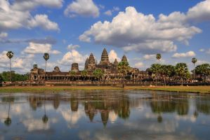 Cambodia - Angkor Wat by lux69aeterna