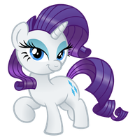 Rarity 3.0 by AleximusPrime