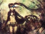 Black Rock Shooter by keelerleah