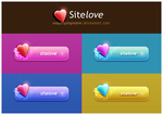 Sitelove Buttons by easydisplayname