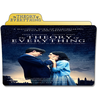 The Theory of Everything Movie Folder Icon by Je-Vi