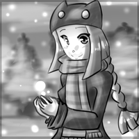 Winter by Rumay-Chian