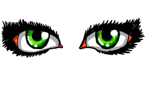 More Eye Practice by Chrisily