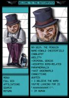 The Penguin by Bardsville