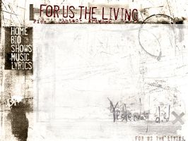 For Us The Living by thedudetroy