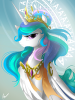 Queenlestia by nutty-stardragon