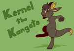 Introducing Kernel by VedtheFlameDevil
