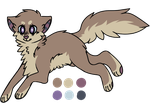 Dog Adopt #2 [CLOSED] by cottoncandy-fluff
