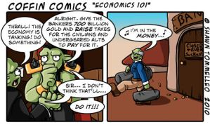 Economics 101 by Jesterbrand