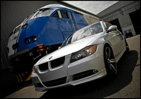 BMW E90 330i by RogueMarine