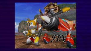 Tails' Ending by UKD-DAWG