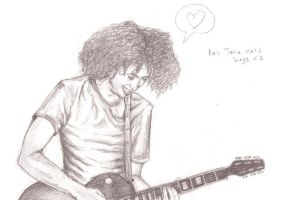 The Charming Ray Toro by xdisenchantedx92