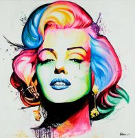Marilyn by Natmir