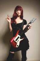 Guitar Hero by BadLuckKitty