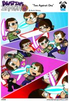 Two Against One by DairyBoyComics