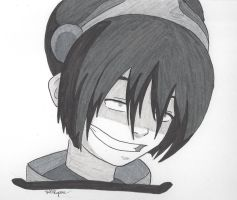 Toph's Drunk by 300rupees