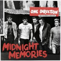 +Midnight Memories Deluxe Edition - One Direction by kidrauhlslayer