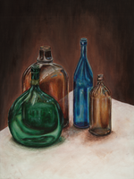 Bottles by LilioTheOne