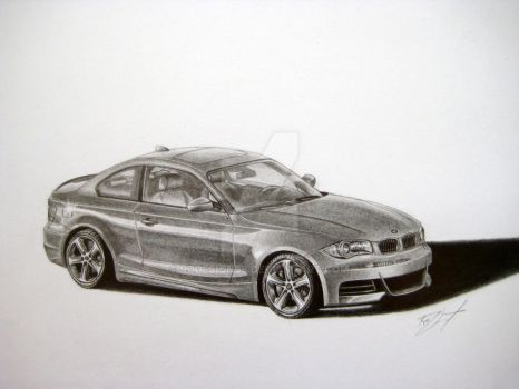 BMW 135i Coupe by RDDesign99