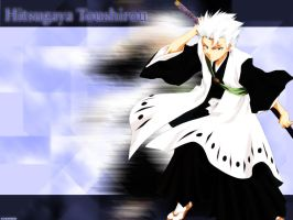 Hitsugaya by Sugarsin