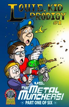 Louie, Kid Prodigy #1 Part I by comicbook1287