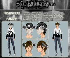 FusionBeatRanger-contest entry by Andymy
