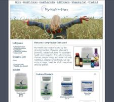 my-health-store.com by R-a-j