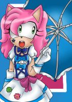 Amy-Sweet Lolita Style by LetBri
