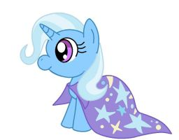 Filly Trixie /)^3^(\ by Shadewingz