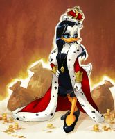 Magica Queen by KatiraMoon