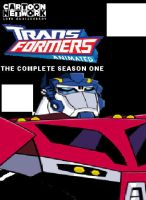 CN 20th Anniversary DVD - Transformers: Animated by ian2x4
