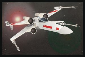 Red leader by SixPixeldesign
