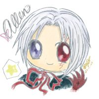 Chibi Allen by sweetaddict93