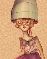 Vintage hairdryer by ADriana-XST