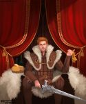 King Alistair Theirin by Refinition