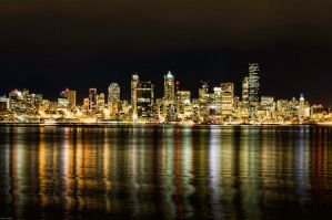 Seattle by thaproducer