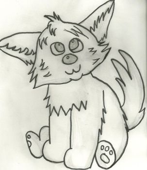 Wolf Cub by ThatxAwesomexPerson