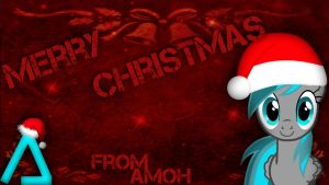 Merry Christmas!! From Amoh. by Amoagtasaloquendo