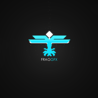 Frag Gfx Logo by Noise-Less