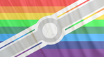 Neo-LGBT Flag of the Future by Charles--H