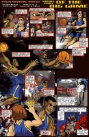 Small Part of the Big Game by Transformers-Mosaic