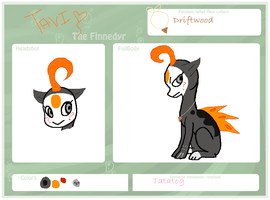 Tavi Ref by EntwinedHarpoons