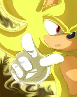 Super Sonic by Shira-hedgie