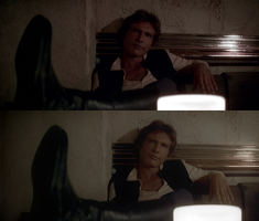 Han Shot by AggeIw